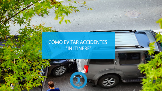 """Evitar accidentes """"In Itinere"""""""