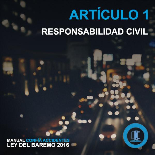 responsabilidad civil en accidentes de tráfico