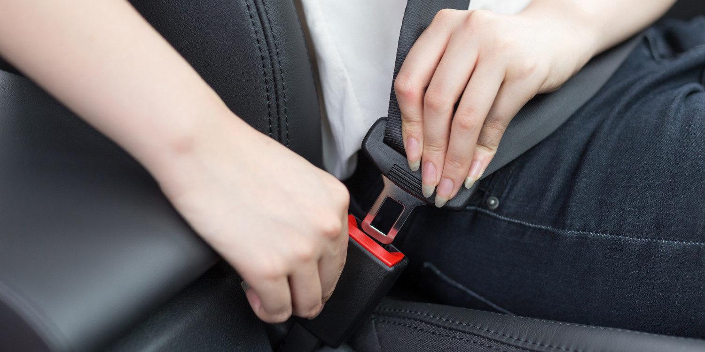uso del cinturon de seguridad