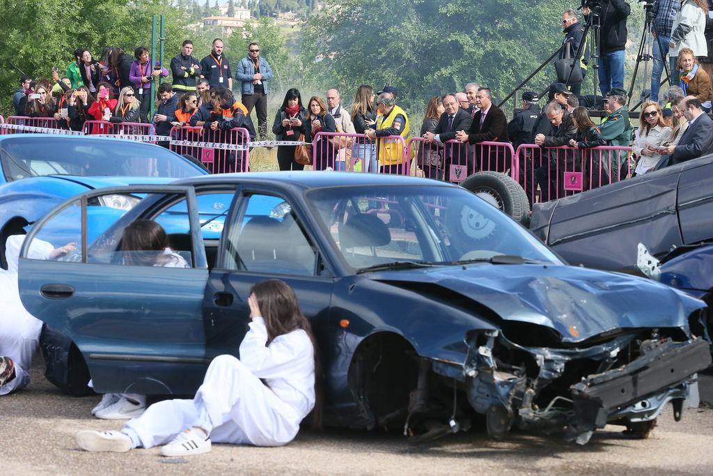 reclamar indemnización por accidente de tráfico