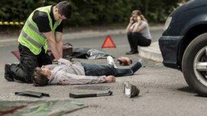 indemnizacion por muerte en accidente de trafico
