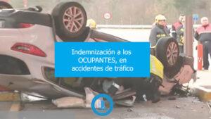 Indemnización Acompañante Accidente de tráfico