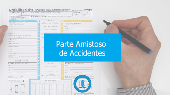 parte amistoso de accidentes