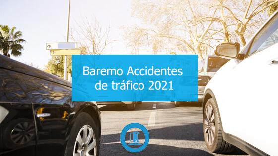 baremo accidentes 2021